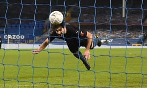 Manchester City's Ilkay Gundogan opens the scoring.