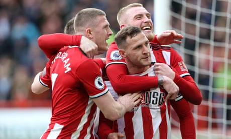 Billy Sharp sinks Norwich to boost Sheffield United's European hopes
