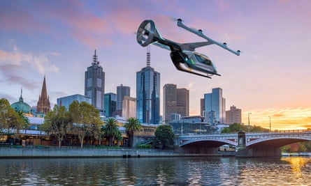 Uber Air says Melbourne will be a trial site for its new aerial ridesharing service that it is claiming will shuttle people around cities by 2023.