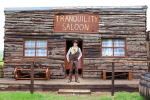 Tranquility Saloon