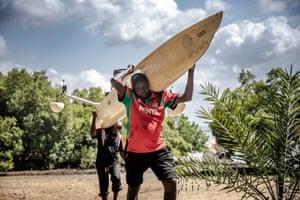 Joshua Kendagor, a coach and Kenya navy officer, will accompany Asiya to the Paralympics.