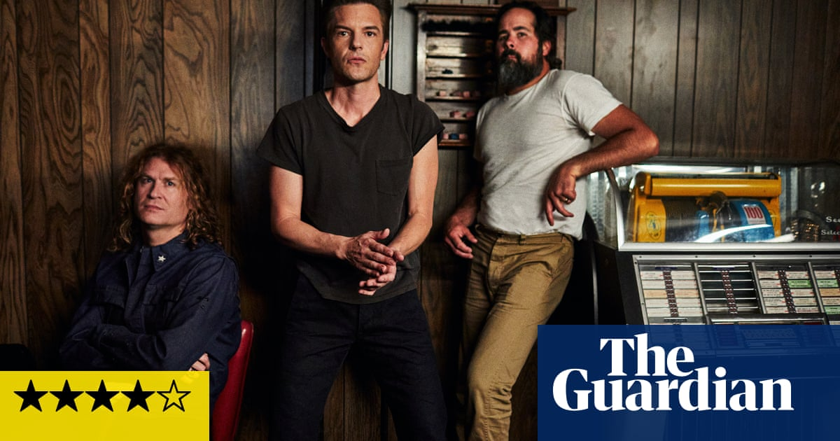 The Killers: Pressure Machine review – their best album in years