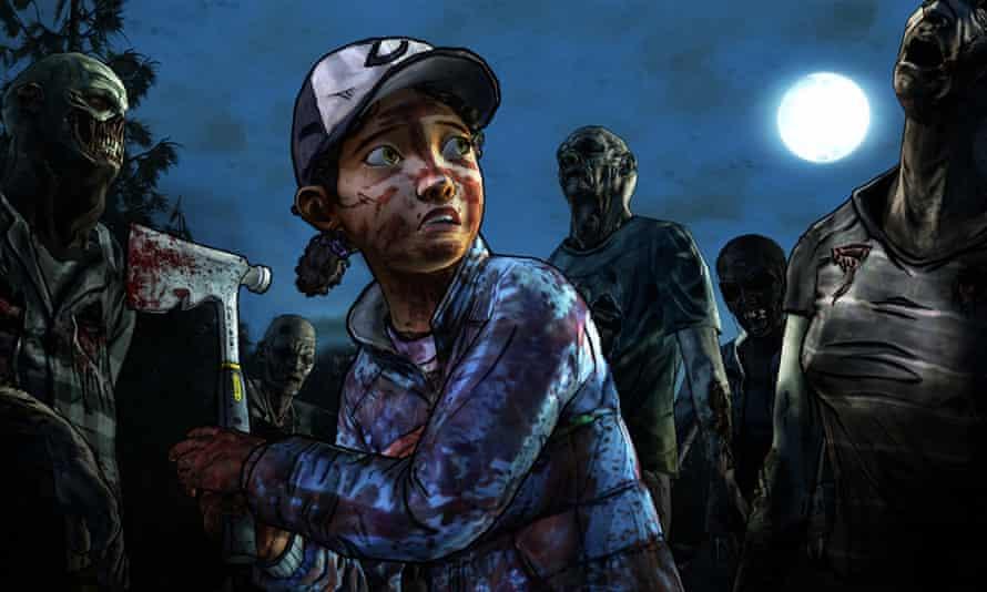 Clementine, Walking Dead