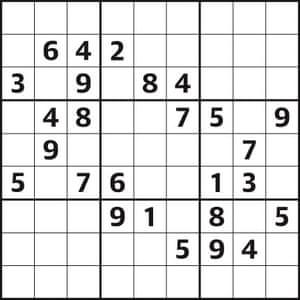 Sudoku 4571 expert