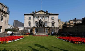 Royal Bank of Scotland's head office in Edinburgh