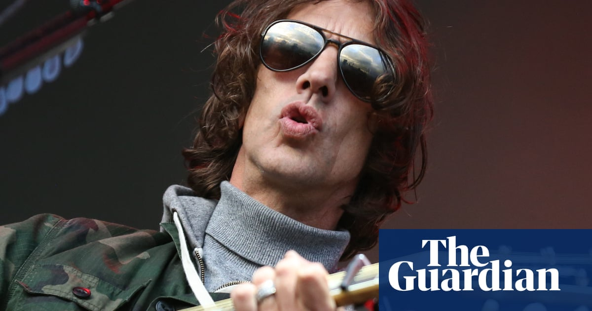 Richard Ashcroft quits Tramlines festival owing to its Covid research
