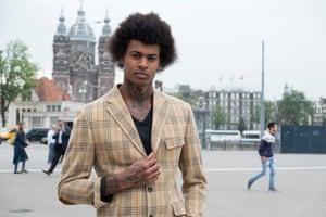 Gillian Bendanon, Amsterdam, Tattoo Street Style by Alice Snape