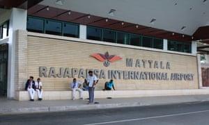 Mattala Rajapaksa airport