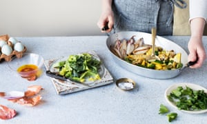 Anna Jones offers some beautifully simple ideas for eggs