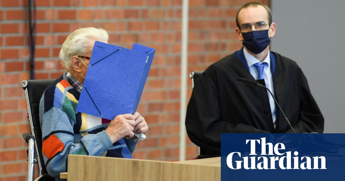 Trial begins of 100-year-old former Nazi concentration camp guard