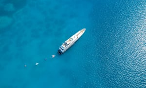 Life and death on a superyacht: 'If something goes wrong, they can