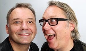Bob Mortimer and Vic Reeves