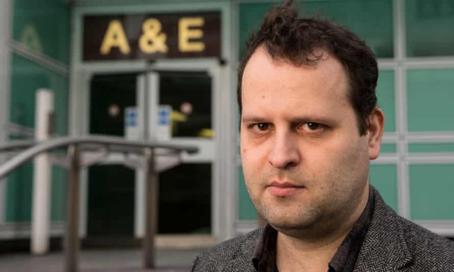 Adam Kay hung up his stethoscope after six years as a junior doctor.