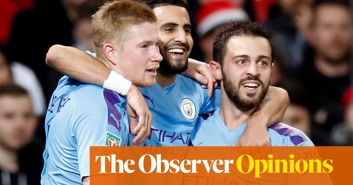 Manchester City's flaws have been exposed but singular brilliance remains | Jonathan Wilson