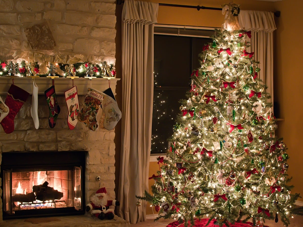 know your bauble ratio the optimum way to decorate a christmas tree christmas the guardian decorate a christmas tree