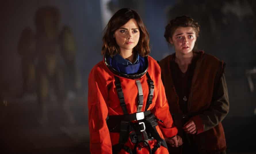 Clara and Ashildr.