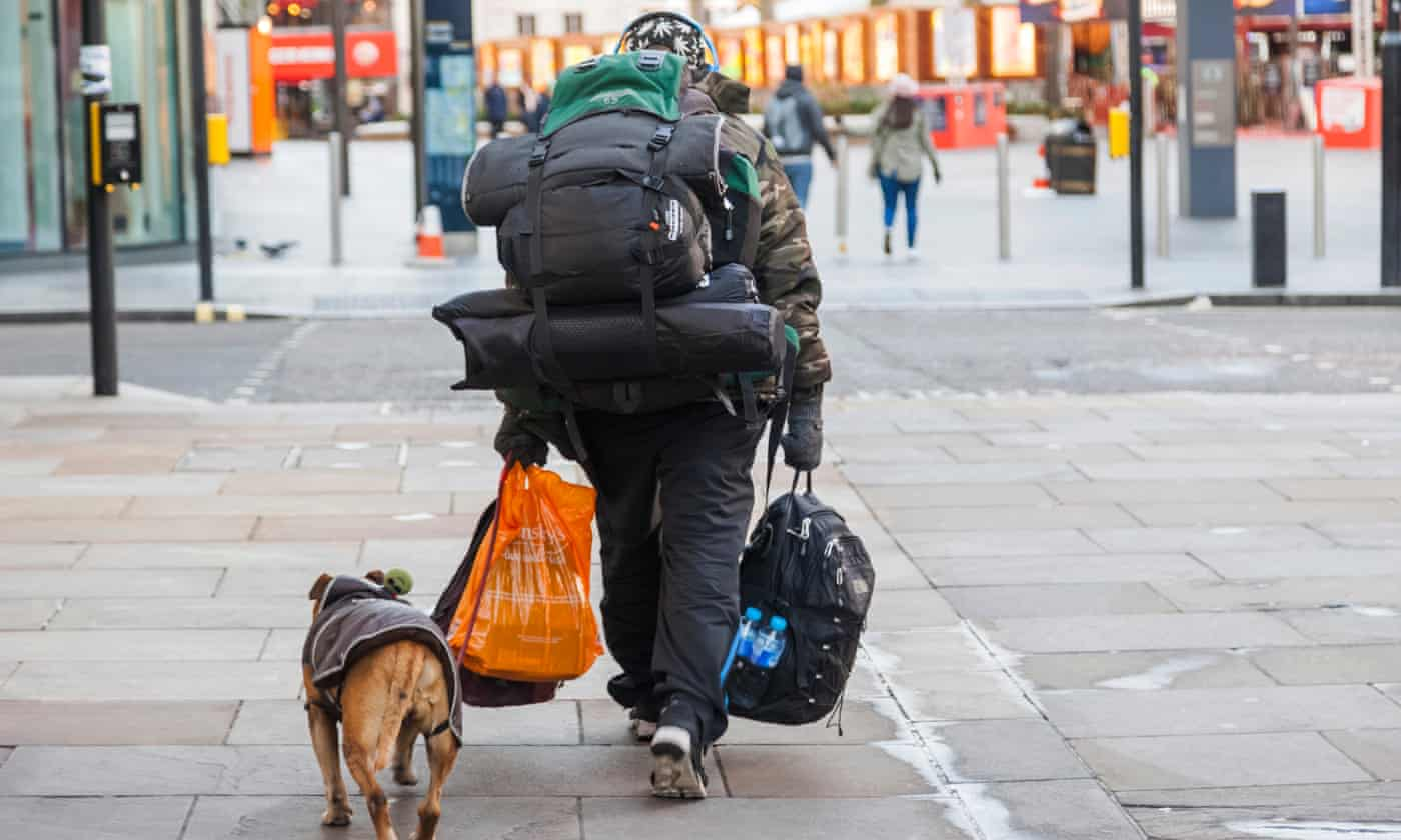 Councils refusing to reveal data of rough sleepers to Home Office