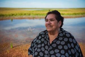 Mabel Fitzpatrick, Nari Nari Elder