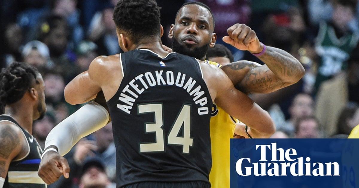 Bucks Giannis Antetokounmpo, Lakers LeBron James named All-Star captains