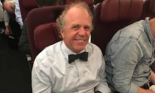 Passenger Michael Smith