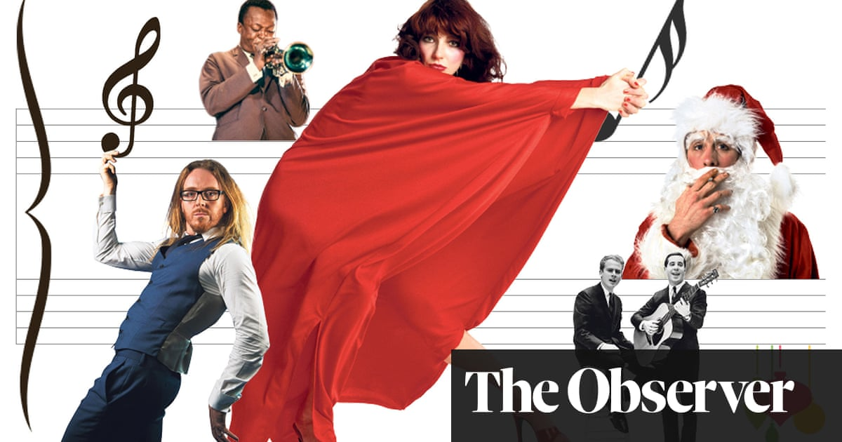 Observer readers' alternative Christmas playlist