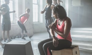 Research has shown that 29% of people in England are classed as physically inactive.