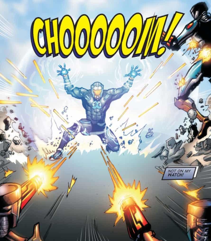 EXO exerts some powers.