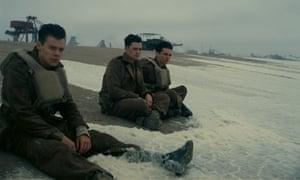 Still from Dunkirk movie