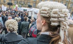 Female barristers