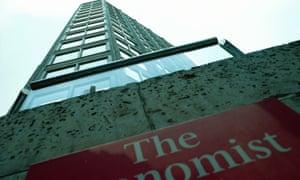 The Economist's current building.