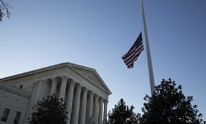 If the supreme court is deadlocked the decision of the lower court stands but does not have precedential value.