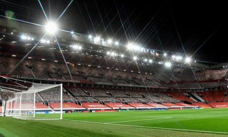 Manchester United v West Bromwich Albion: Premier League – live!