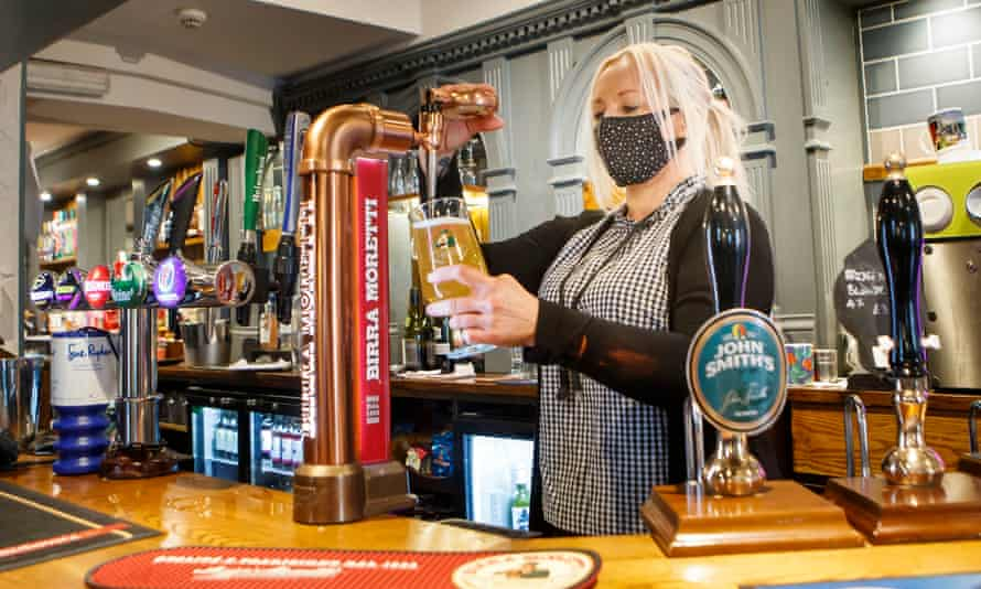 The Black Bull pub in Haworth, West Yorkshire