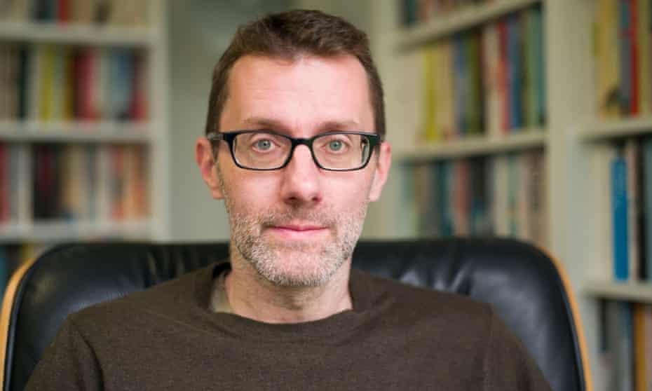 Nick Duerden, writer and freelance journalist