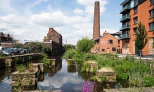 Kelham Island Quarter in Sheffield: not pretty or quaint, but with a satisfying, self-organised urbanity that we humans used to be pretty good at.
