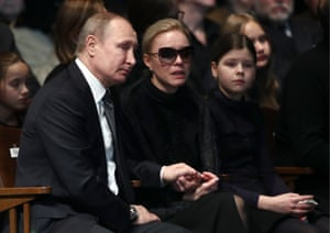 Moscow, Russia President Putin offers his condolences