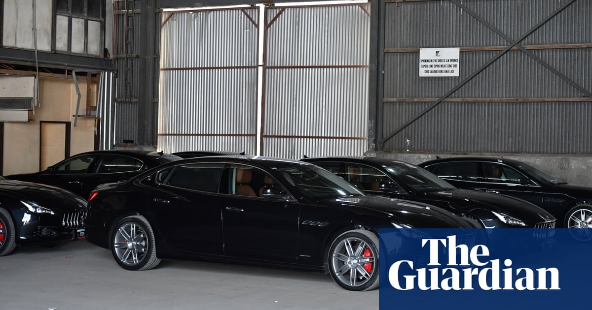 PNG admits Maserati purchase was 'terrible mistake' as they go on sale at discounted price