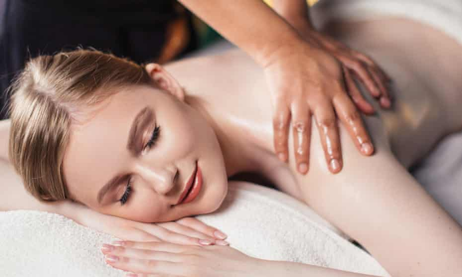 Relax … Champneys, luxury home of relaxing treatments, knew just what to do when Covid struck. Raise the stress level.