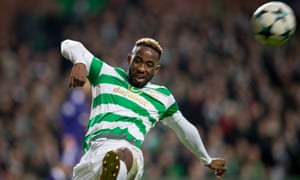 Moussa Dembélé's form for Celtic has not matched that of last season, though injury has played a part in that.