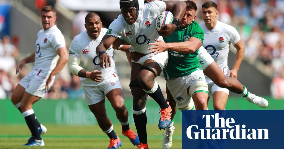 Maro Itoje's will to win can lead way for England in Rugby World Cup