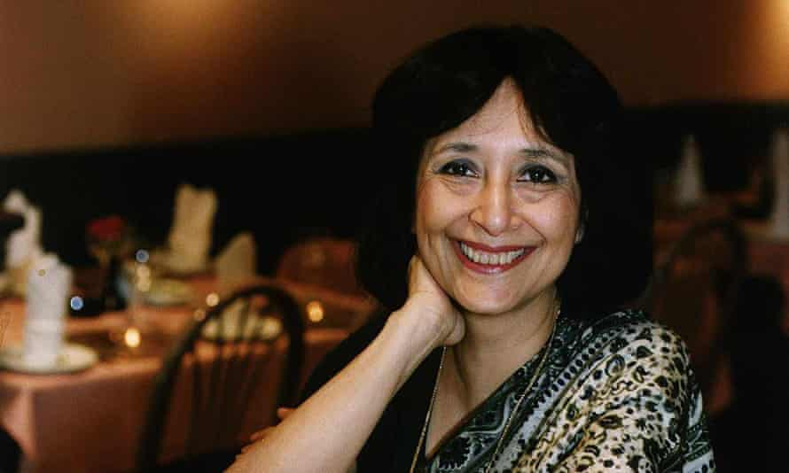 'She had learnt her recipes via a correspondence course with her own mother': Madhur Jaffrey.