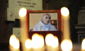 Pope Francis has agreed to speed up the path to sainthood for French Catholic priest Jacques Hamel, who was murdered by two teenaged jihadists in July.