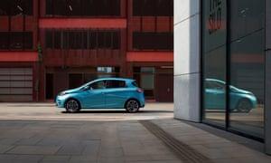 the New Renault ZOE