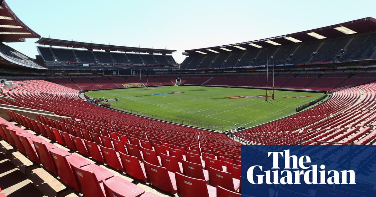 Lions rule out Australia and may yet play in empty South African venues - the guardian