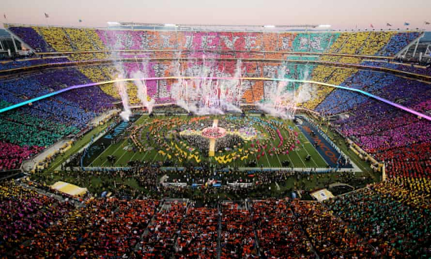 The Super Bowl draws in the crowds but host cities often have to bend to the wishes of the NFL