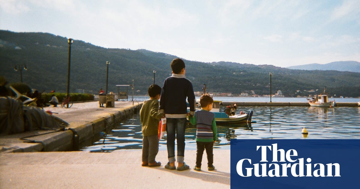 Through Our Eyes – pictures taken by young migrants in Greece