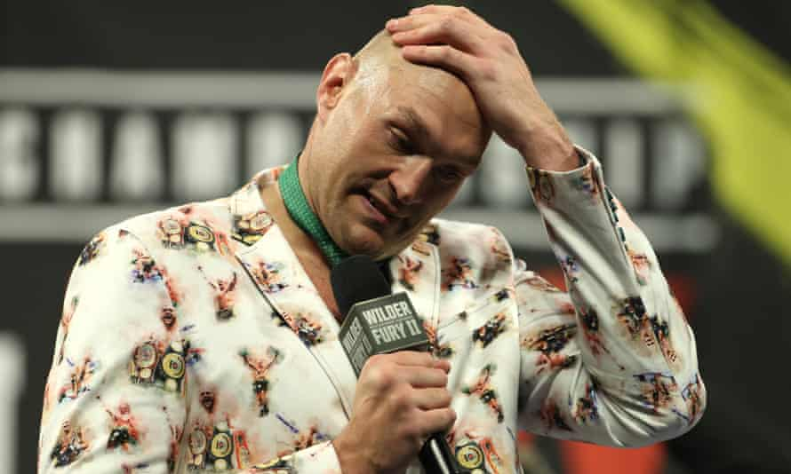 Tyson Fury's career could be on the line if Ukad believes farmer's claims are credible.