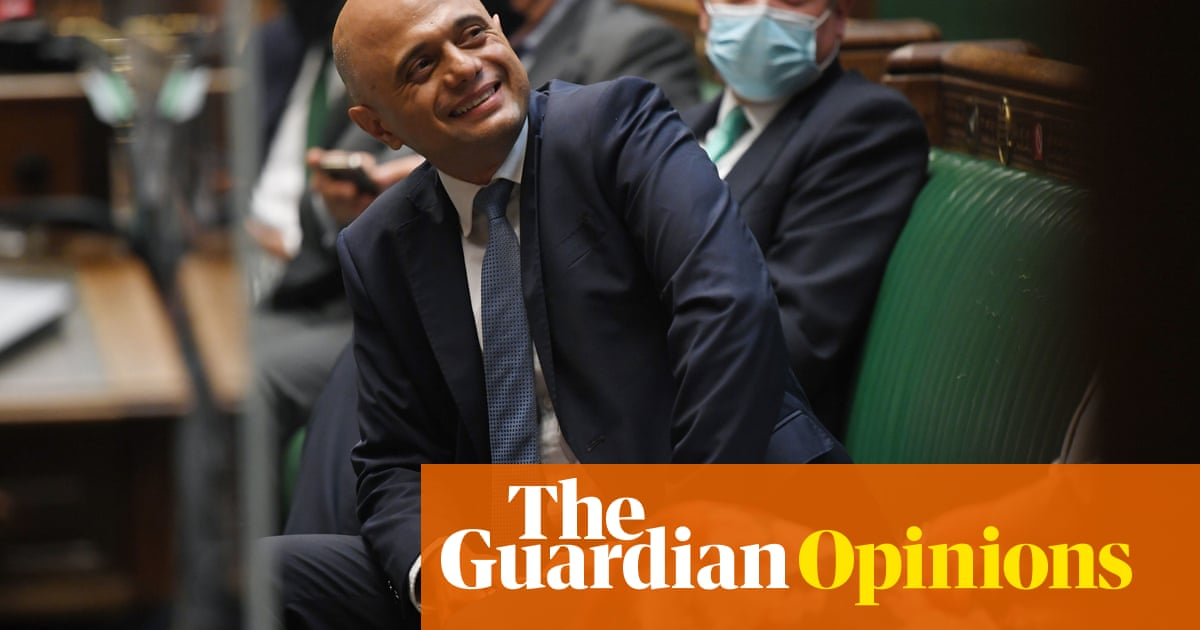 Sajid Javid, the TSB of health secretaries, arrives and says 'yes' to everything