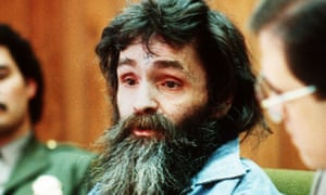 Charles Manson, who has died aged 83.