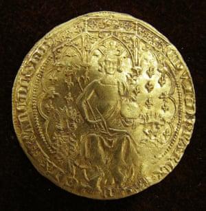 Edward III coin worth £460,000.